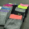 12 цвет Высокое Качество Упругой дышащий классический быстрый сухой yoga брюки спортивные леггинсы для женщин запуск колготки фитнес спортивная