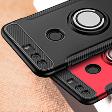 Finger Ring 360 Full Protect Case Huawei Honor 8 Lite Honor 8 9 Lite 7X 6C Pro Armor Hybrid Cover Silicone Cases Huawei Honor 10 все цены