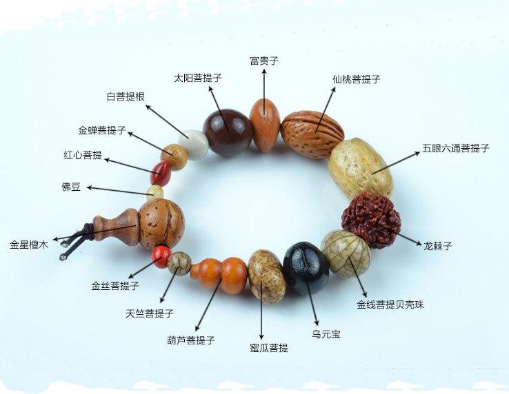 King kong bodhi 18 the son bracelet men and women accessories font b health b font