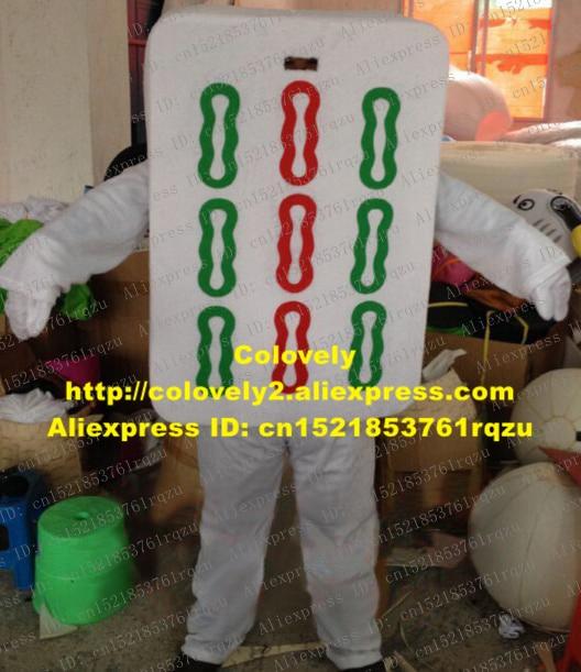 US $178 6 5% OFF|Clever White Mahjong Tiles Mah jong Majiong Mahjong Pieces  Set Mascot Costume Cartoon Character Mascotte Adult No 9723 Free Sh-in