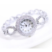 High Quality Hot Chain Watch Ladies Quartz High-End Custom