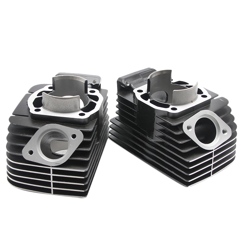 US $67 8 |ZS Racing Original Motorcycle Parts Original Moto 64mm Cylinder  For YAMAHA RD350 Supper Performance High Precision-in Engines from