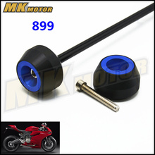 Free delivery For DUCATI 899 2013-2015  CNC Modified Motorcycle drop ball / shock absorber