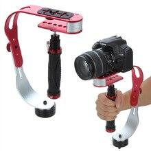 Handheld Câmera Estabilizador De Vídeo Steadicam Estabilizador para Câmera Canon Nikon Sony Gopro Hero Telefone DSLR DV DSL-04