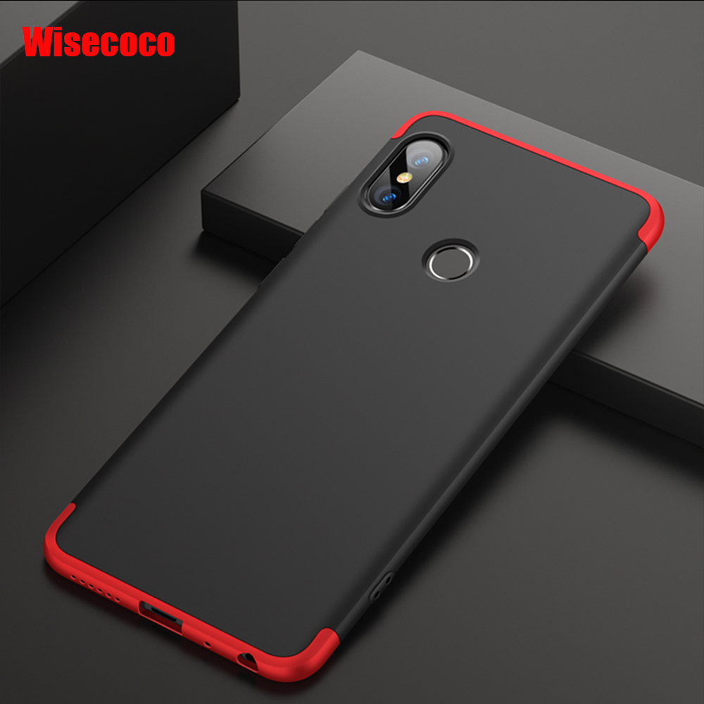 360 Degree Hard PC Back Cover For Xiaomi Redmi Note 5 Pro Ultra Thin Slim Case Full Protector Phone Cases for mi redmi note5 pro