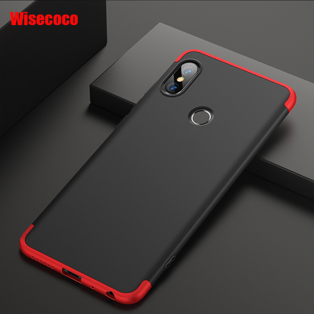 watch b86c8 ef5db US $2.99 25% OFF|360 Degree Hard PC Back Cover For Xiaomi Redmi Note 5 Pro  Ultra Thin Slim Case Full Protector Phone Cases for mi redmi note5 pro-in  ...