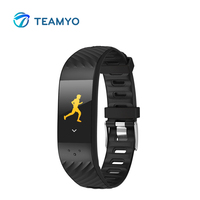 Teamyo P4 Color Screen Bracelet Smart Band Smart Bracelet Fitness Watch Smart Watch Heart Rate Monitoring