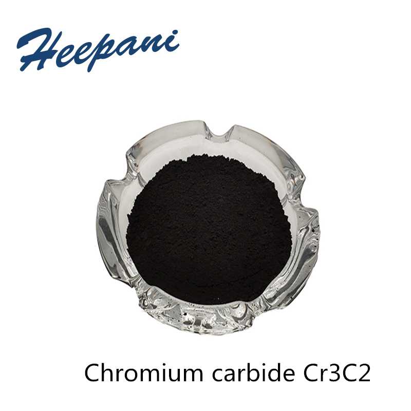 Free Shipping Chromium Carbide Cr3C2 99.9 Purity Nano Powder For Hard Alloy Additives, Semiconductor Thin Film