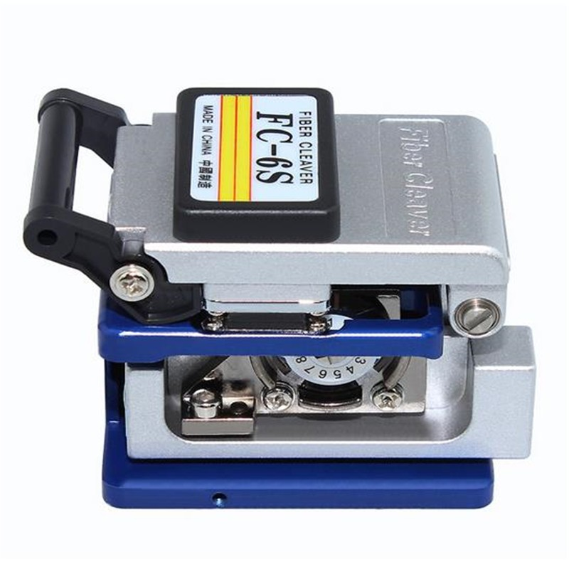Fiber Cleaver Optic Connector Optical Fiber Cleaver,Used In FTTX FTTH Free Shipping,Metal Material