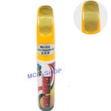 Золотой Желтый миндальный Автомобильный ремонт починка для царапин it Pro авто уход для удаления царапин уход за краской автоматическая ручка для покраски