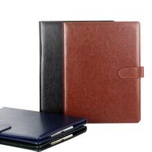 А4 портфель высокое качество файл портфель милый водонепроницаемый кожаный файл сумка для документов офиса бизнес канцелярские принадлежности