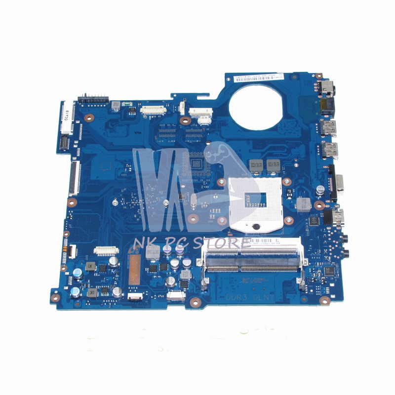 BA92-07699A BA92-07699B Main Board For Samsung NP-RV511 RV511 Laptop Motherboard HM55 GMA HD DDR3 BA41-01432A 10pcs lot d16316a d16316 qfp new