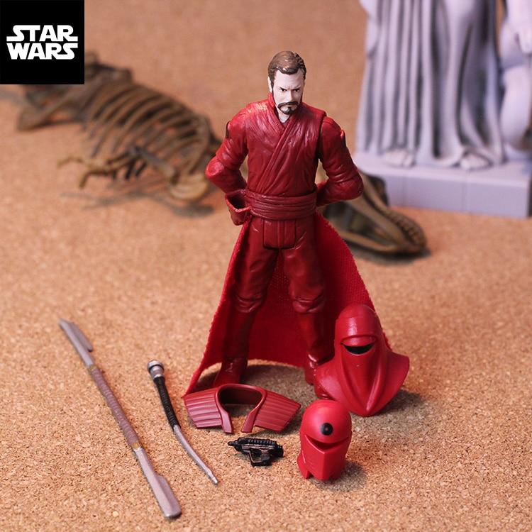 3.75'' action  figures Star Wars Jedi return Royal Guard Royal Red Guard collection model chirden toys шторы тканевые brenda royal guard