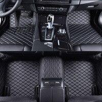 Car Floor Mats For Volvo C30 S40 S60 S60L S80 S80L V40 V60 XC60 XC90 XC60
