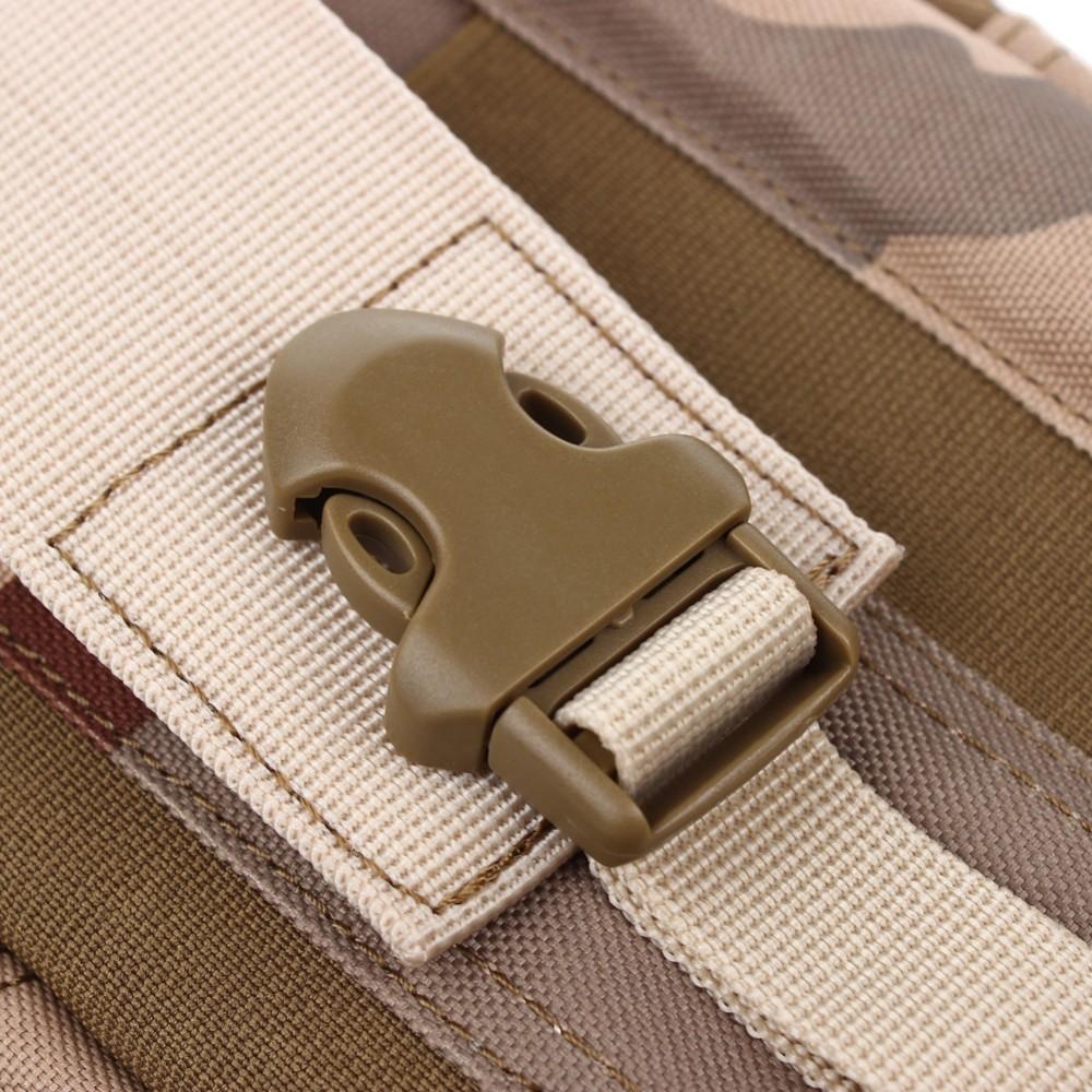 Uniwersalny Odkryty Wojskowy Molle Tactical Kabura Pasa Biodrowego Pasa Torba portfel kieszonki kiesy telefon etui z zamkiem błyskawicznym na iphone 7/lg 13