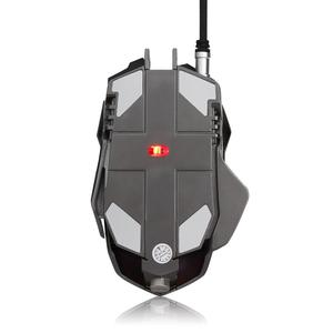 Image 2 - Gaming Mouse Wired USB Eat chicken mechanical mouse  3200dpi 7 key macro definition optical mouse usb X300