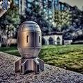 Маленькая бомба Пальчиковый гироскоп из нержавеющей стали латунь для взрослых декомпрессия креативная спиральная игрушка подарок EDC