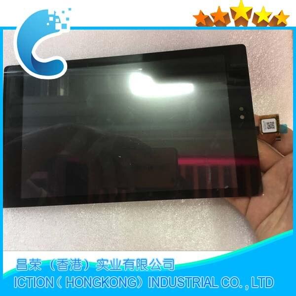 Ensemble d'affichage LCD d'origine pour Amazon kindle Fire HD8 2017 Version écran LCD écran tactile numériseur assemblée