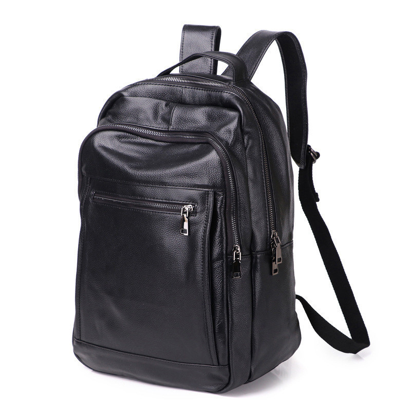 mens shoulder bag cowhide backpack men Genuine Leather laptop backpack student school bag male bagpack Travel back pack Mochilamens shoulder bag cowhide backpack men Genuine Leather laptop backpack student school bag male bagpack Travel back pack Mochila
