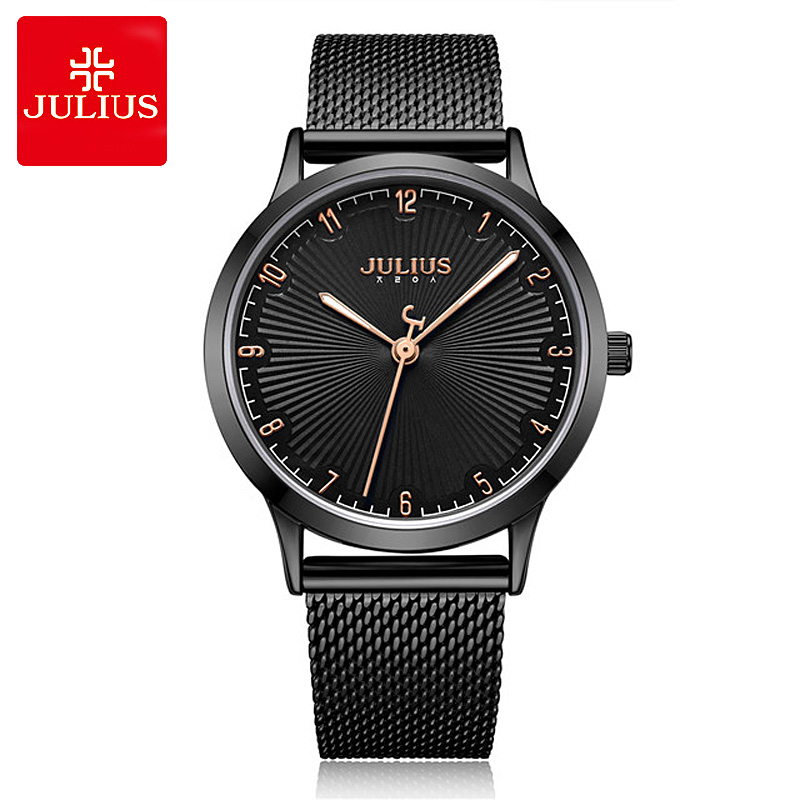 New Julius Lady Womens Watch MIYOTA Fashion Hours Stainless Steel Bracelet Business Clock Girls Birthday Valentine Gift BoxNew Julius Lady Womens Watch MIYOTA Fashion Hours Stainless Steel Bracelet Business Clock Girls Birthday Valentine Gift Box