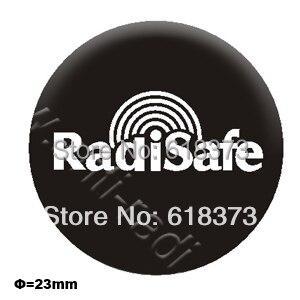 2019hot Product Realy Work Have Test By Morlab Lab Shiled Radisafe 99.8% Radi Safe Anti Radiation Sticker 200pcs/lot