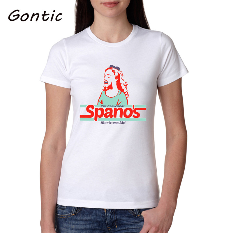 Summer Spano 39 s Alertness Aid printed women t shirt short sleeve cotton Harajuku Plus Size S XXL FashionTee Tops Funny Vintage in T Shirts from Women 39 s Clothing