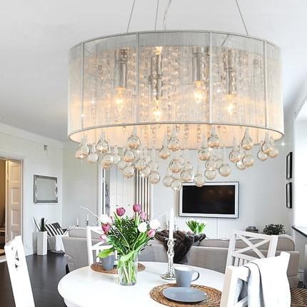 para sala brief modern romantic bedroom ceiling lights fixture