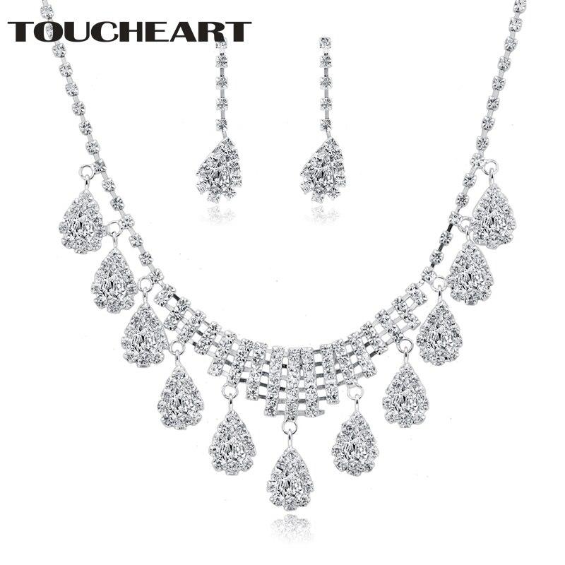 Купить toucheart модные свадебные эффектные очаровательные стразы со