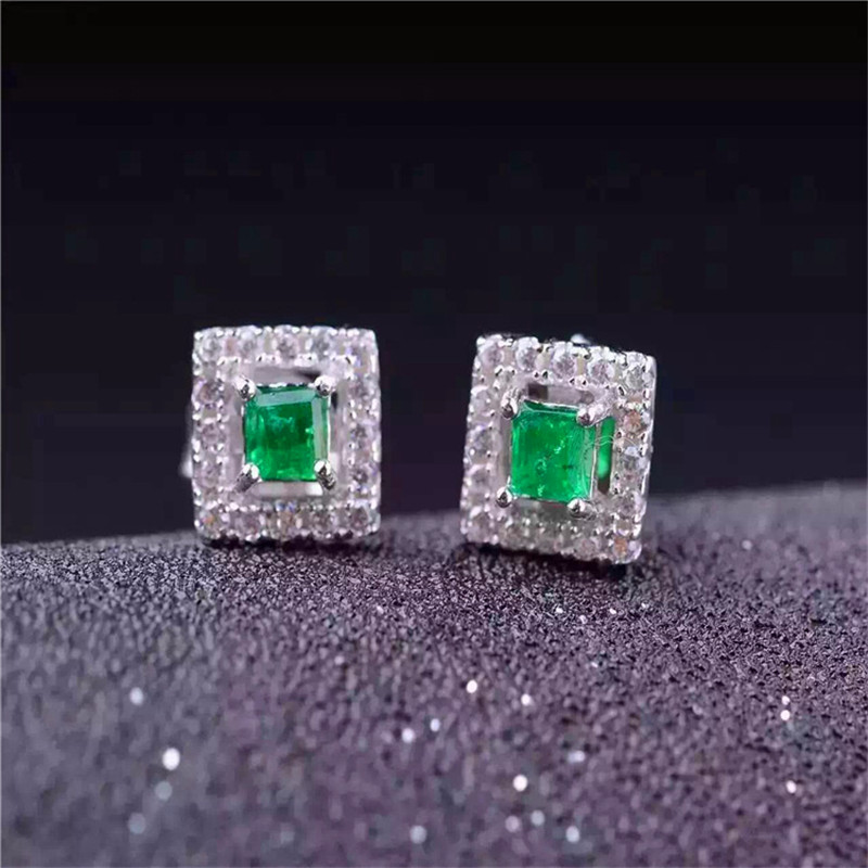 Jewelry & Accessories Yu Xin Yuan Fine Jewelry Natural Retro 925 Exquisite Carved Green Chalcedony Ring Street Price Rings