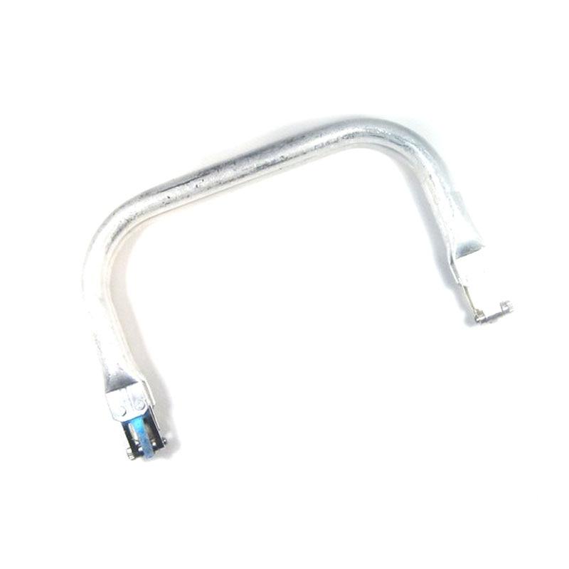 6 inches Metal tubular internal purse frames hinge
