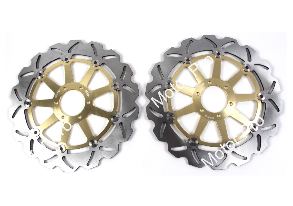 2 PCS FOR DUCATI ST2 944 1997 1998 1999 2000 2001 2002 2003 ST4 S ABS