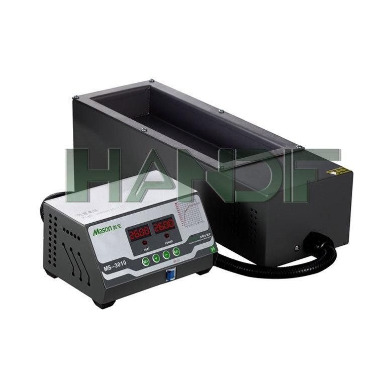 1500W MS 3010 digital solder pots lead free tin melting pot for PCB board welding|pot|pot melting|pot soldering -