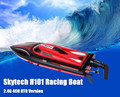 Skytech H101 2.4 Г Пульт Дистанционного Управления 180 Градусов Флип Высокой Скорости электрический 4 Канала Гонки RC Лодка Катер Детей Игрушки Ребенка Toys