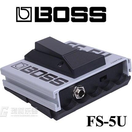 Boss Audio FS-5U Non-latching Footswitch boss bsc 5