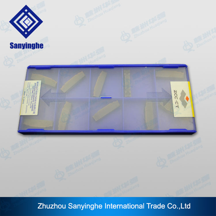 Free shipping ZCC CT YBG302 ZPHD0503 MG Parting turning inserts grooving 10pcs lots