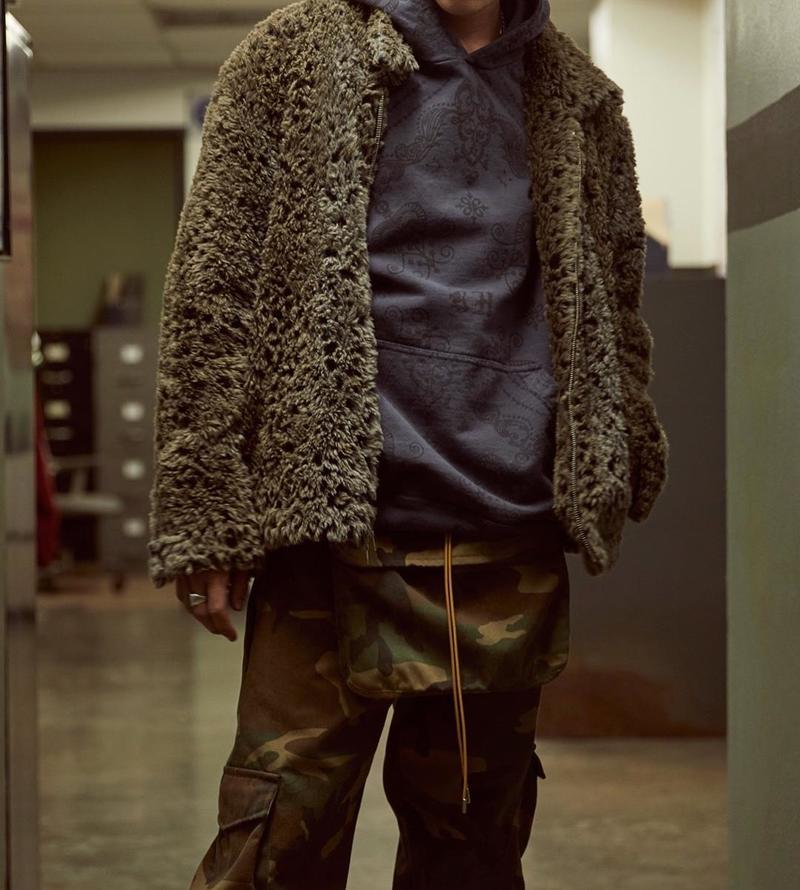 Rhude Pants Men Big Pockets 1:1 Joggers Sweatpants Camouflage Trousers Sweat Pants Men Jogger Army Rhude Camo Pants