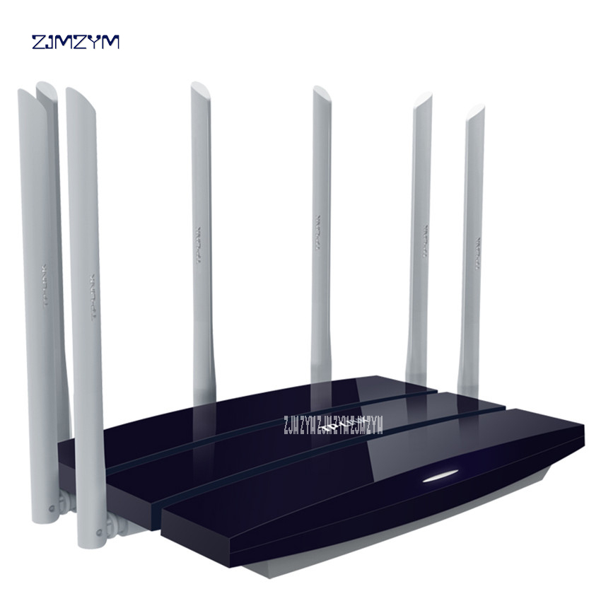 WDR8400 Wireless Wifi Router AC2200 802.11ac 2.4GHz & 5GHz TL-WDR8400 Expander 7*5dBi Antenna Wi-fi 2200Mbps Transmission rate