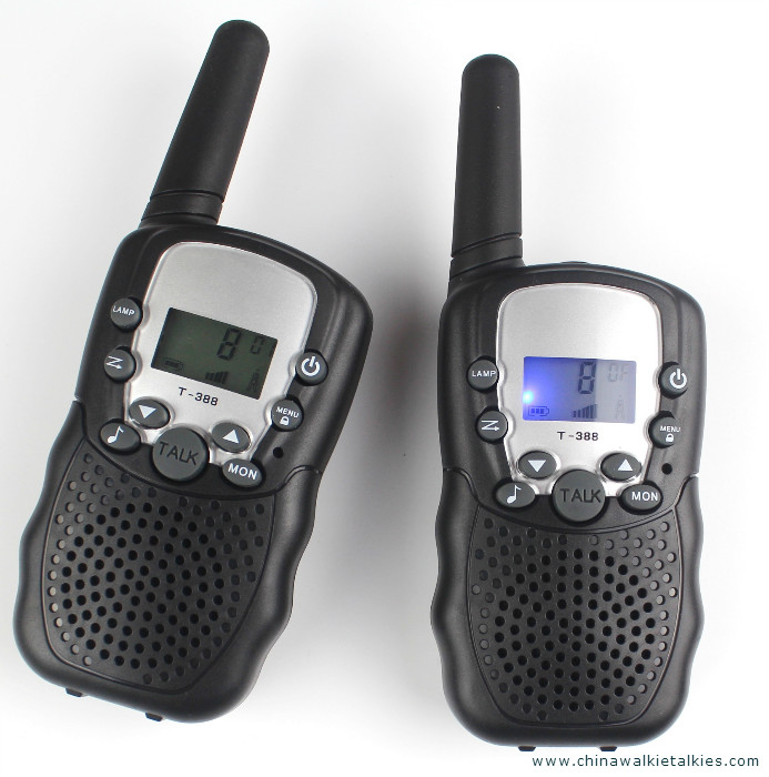2pcs walkie talkies T388 PMR446 mobilradiokommunikator VOX FRS / GMRS - Walkie talkie - Foto 6