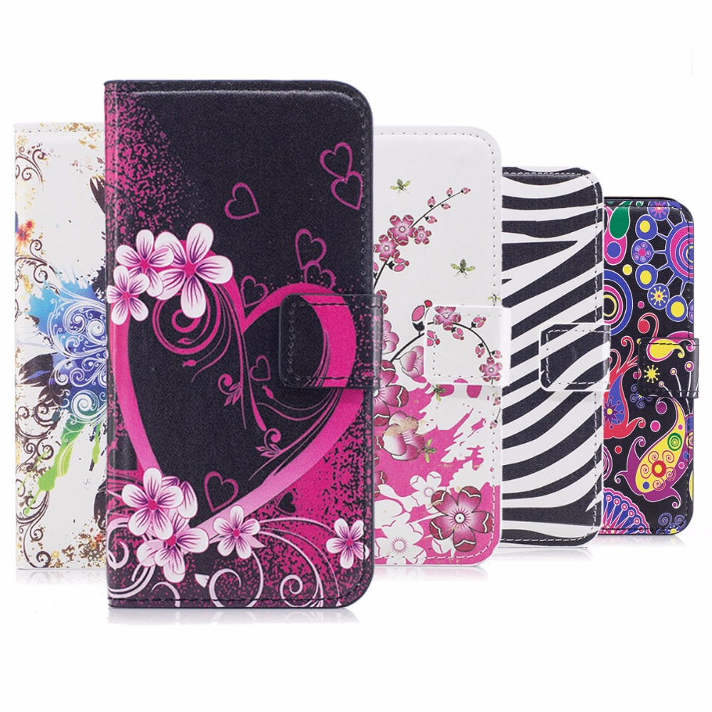 Fashion Leather Patterned Protective Cover For Samsung Galaxy J1 Mini Nxt J3 J5 J7 Prime G355 S7390 G3815 G3500 Note 5 S8 Case