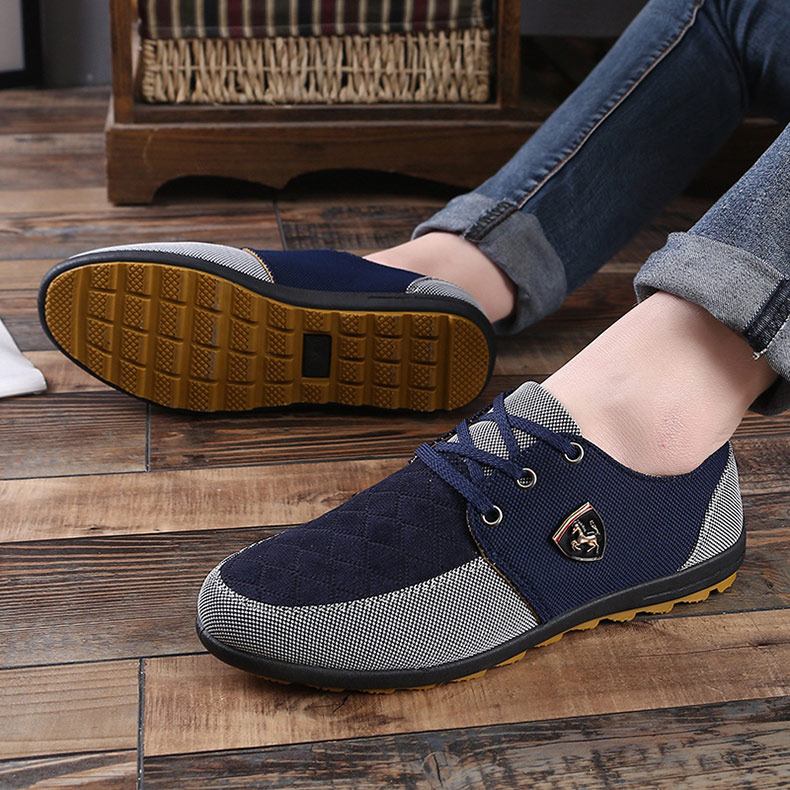 HTB1AFybbk7mBKNjSZFyq6zydFXal 2019 Fashion Canvas Shoes Men Casual Shoes Summer Breathable Yellow Comfortbale Espadrilles Sneakers Men Flats Shoes Big Size
