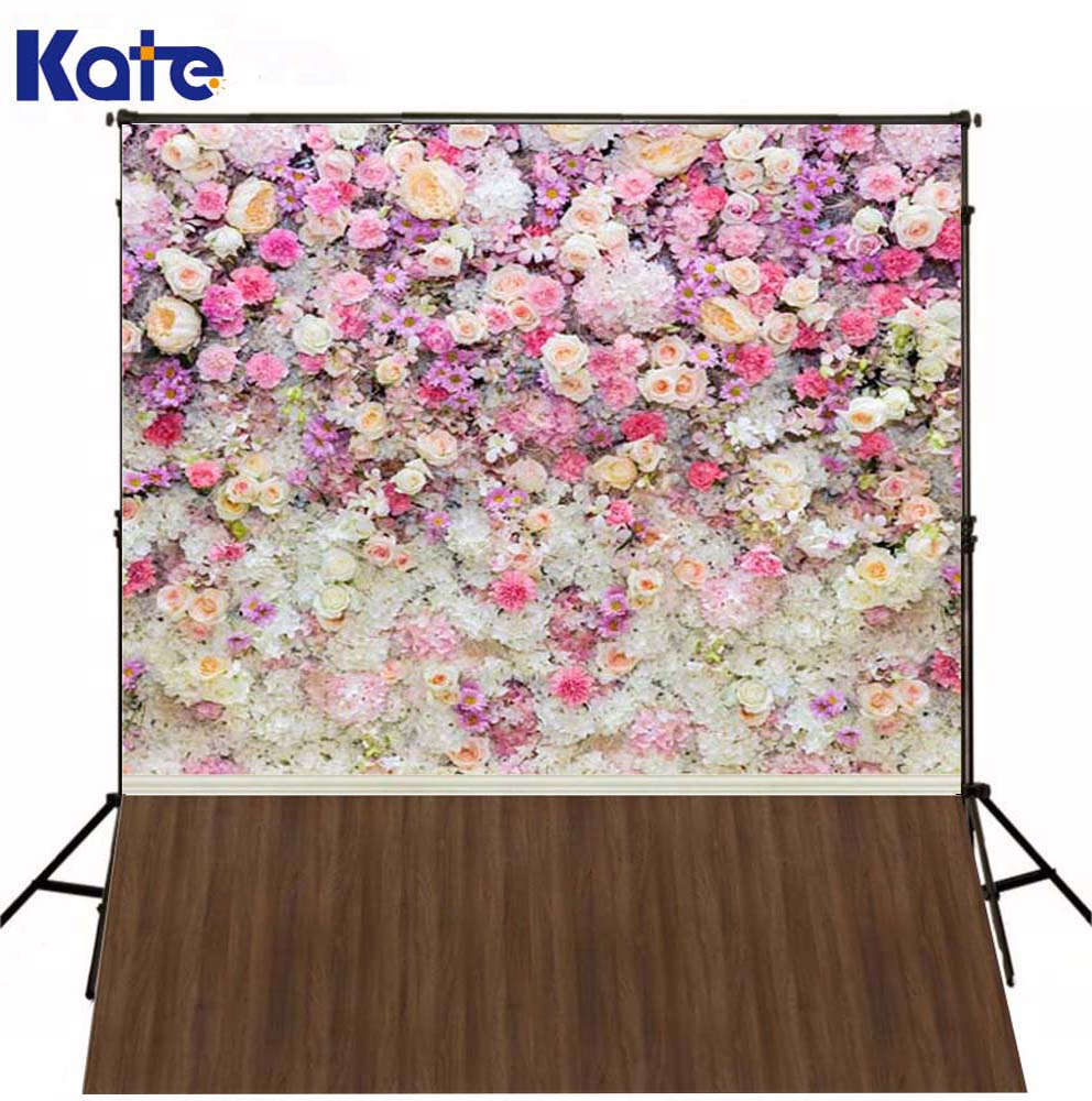 5Ft*6.5Ft(150Cm*200Cm) Photography Backdrops Colorful Flower And Floor For Children Background Photographic Studio Background photography backdrops colorful flower and floor for children background photographic studio background