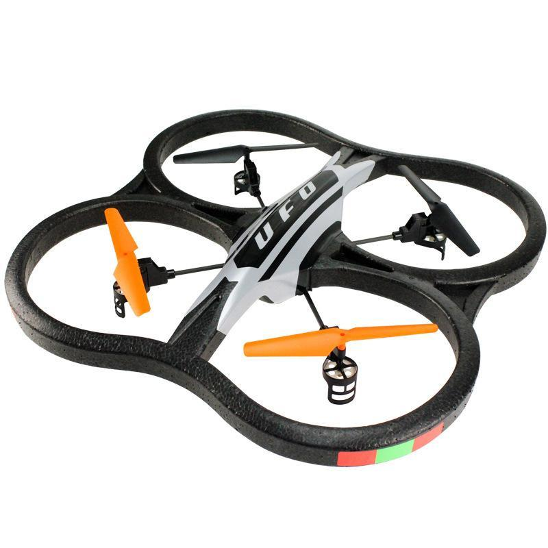 X30V Super UFO 2.4G remote control aircraft Quadrocopter flying saucer flip 360 degrees in one click RC Model airplane RC plane
