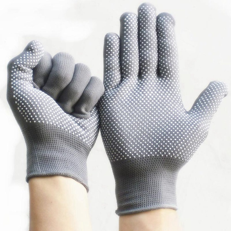 Finger-Gloves Skid Heat-Resistant Resistance-Burn-Proof Curling-Tong Hair-Straightener