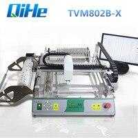 СВЕТОДИОДНЫЙ машина TVM802B X электроники производства оборудования SMT Палочки и место машина, светодиодный производственной линии