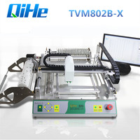 Светодио дный машина TVM802B X электроники производства оборудования SMT Палочки и место машина, светодио дный производственной линии