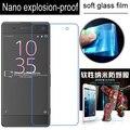 Никогда не нарушается Нано взрывозащищенные Мягкая Стекло Clear Screen Protector Защитная Пленка Для Жк Sony Xperia XA