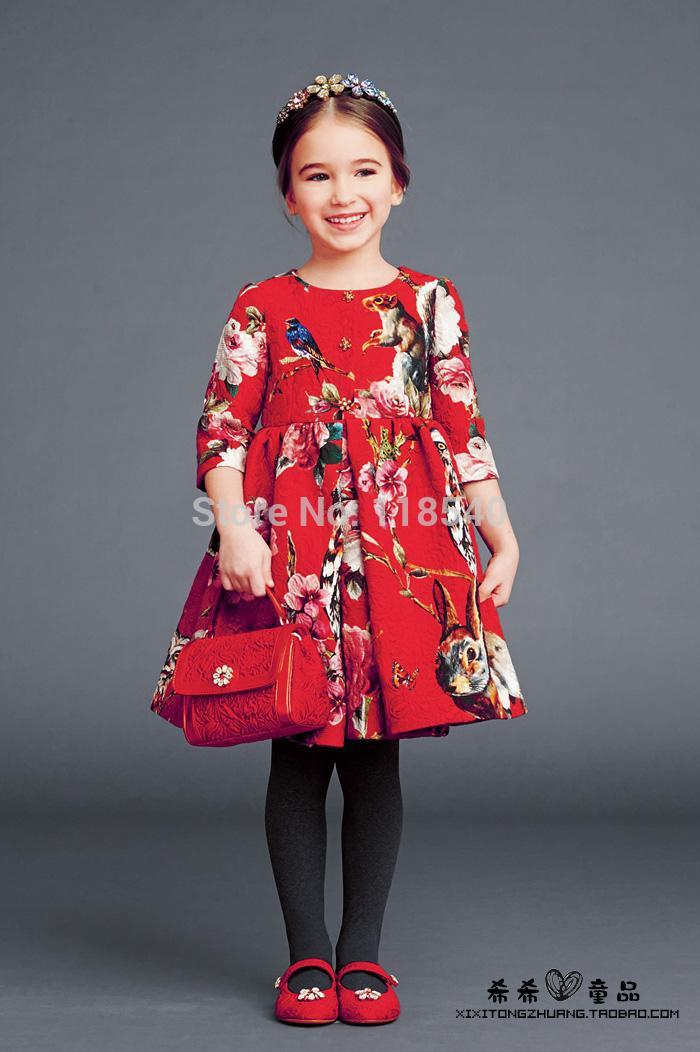 High fashion kids clothing