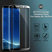 S8 Glas For Samsung Galaxy S 8 Plus Covers 3D Full Screen Protector Tempered Glass S8+ Film Case