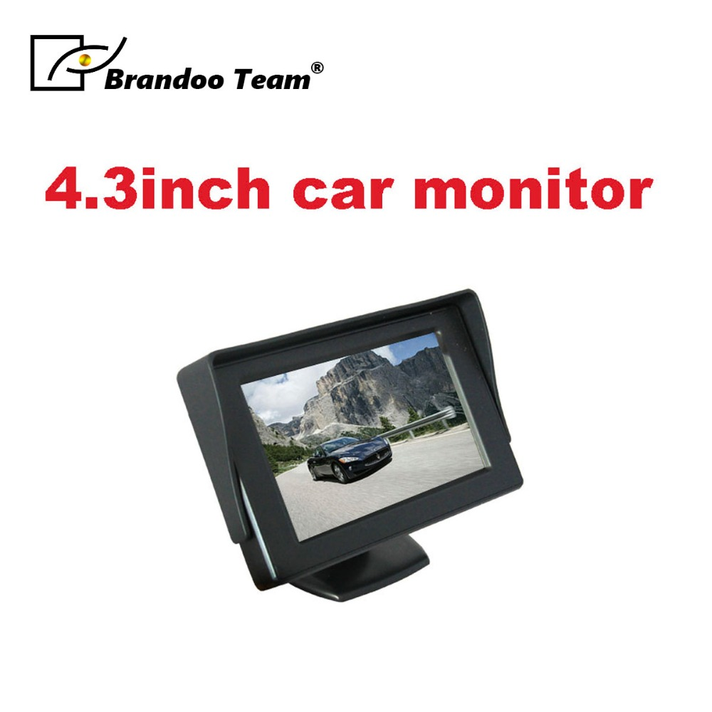 Cheap 4.3 inch LCD monitor for car taxi mini bus use|4.3 inch lcd monitor|lcd monitor for car|lcd monitor - title=