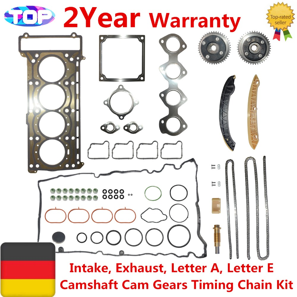 2710500800, 2710500647, 2710500947 2710501247 TIMING CHAIN KIT FOR MERCEDES C CLASS Petrol 2002-ON M271 E CL 1.8L